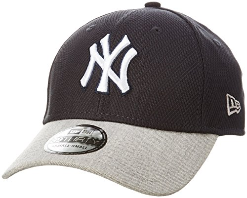 New Era Cap Diamond Stretch Mix Neyyan OTC, Navy/Heather Grey, M/L, 80260250
