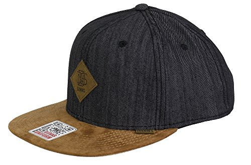 DJINNS - Linen 2015 (black) - Snapback Cap