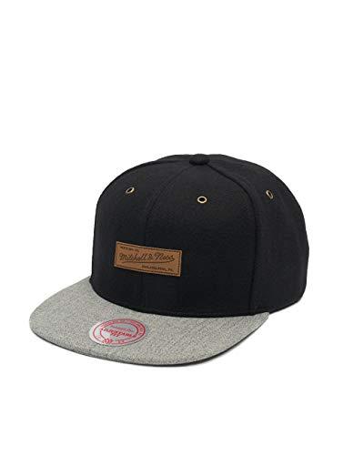 Mitchell & Ness Snapback Cap - PRIME Brand Logo schwarz