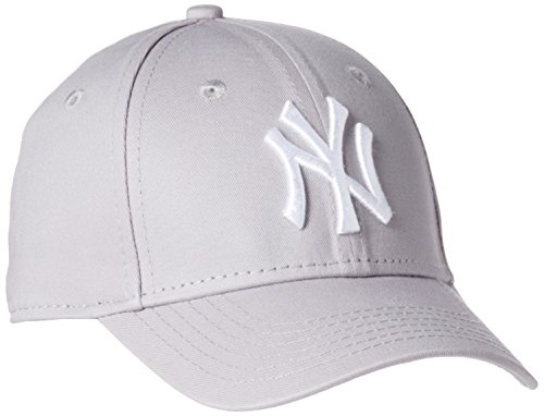 New Era Kids Cap Adjustables - NY YANKEES - Grey-White