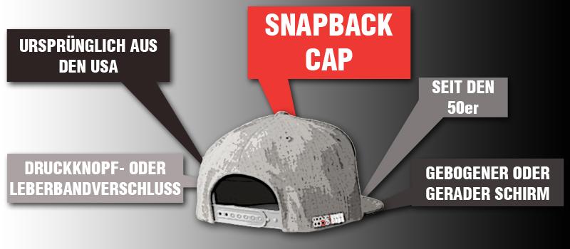 Snapback Caps Logo
